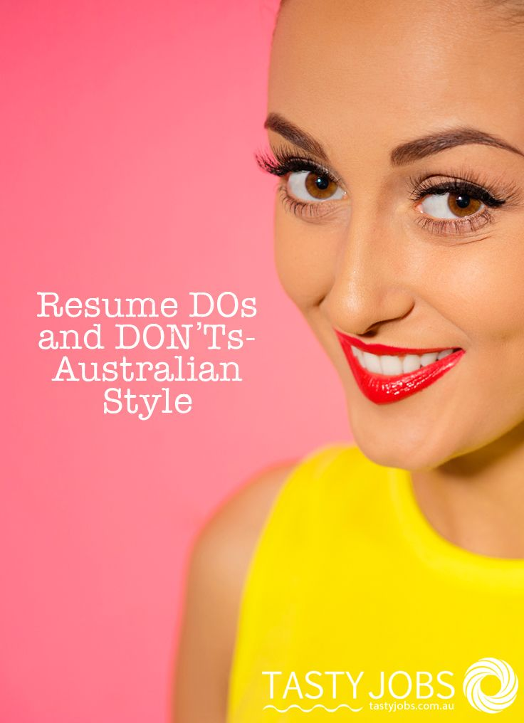 resume formatting is not universal  u2013 what is acceptable in