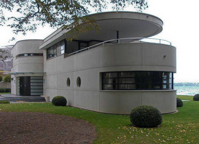 construction d une villa sur le lac l man la baleine jean fran ois auboiron et pentacle mi. Black Bedroom Furniture Sets. Home Design Ideas