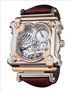 Jacob & Co Cyclone Tourbillon
