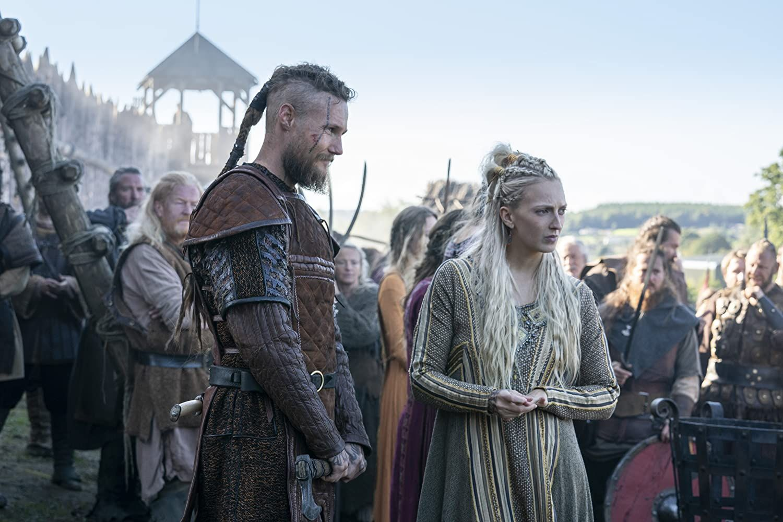 Vikings Season 6 Episode 1 New Beginnings Vikings Season 6 Vikings Season Viking Series