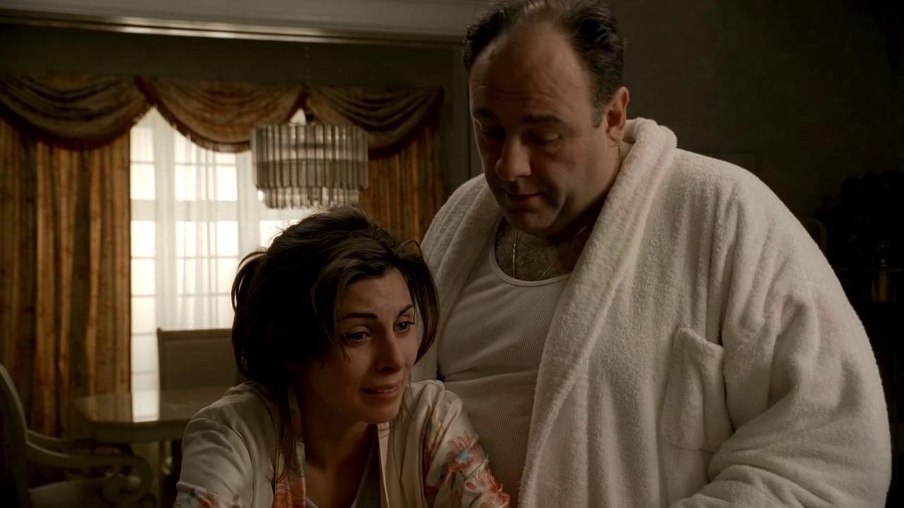 The Sopranos: Season 6, Episode 10 Moe n' Joe (14 May 2006