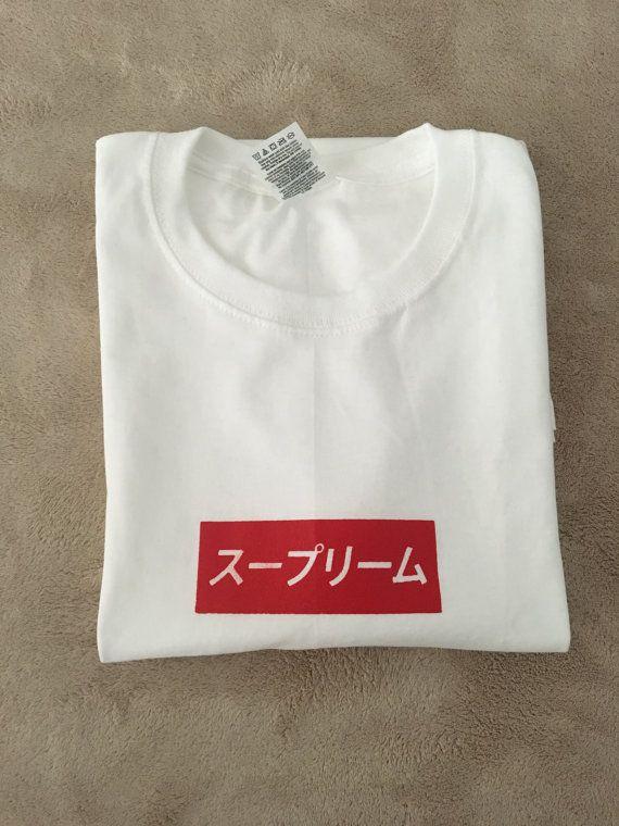 supreme japanese shirt