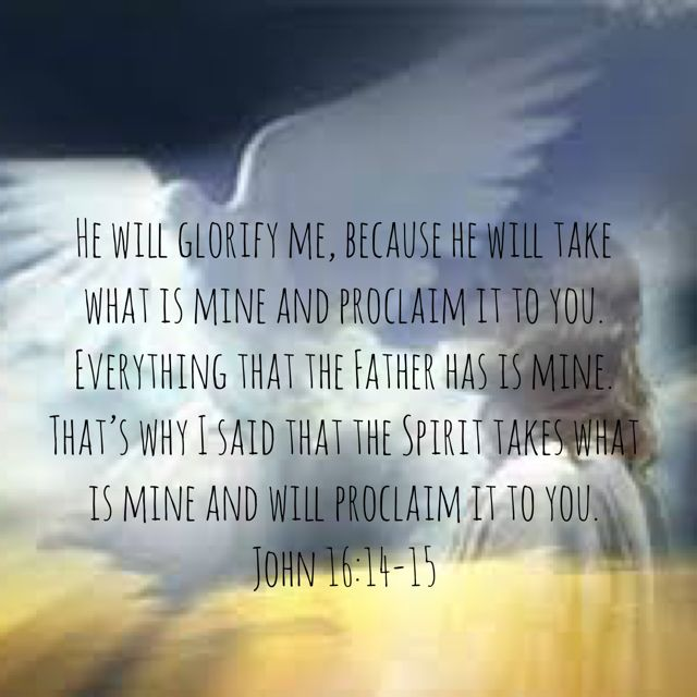 Pin by Joshua Berrier on My verse creations | Spirit of truth, Common  english bible, Sayings