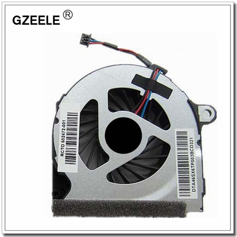 New Laptop Cpu Cooling Fan For Hp 4325s 4421s 4321s 4425s 4326s 4420s 4320s Laptop Notebook Cooler Radiator Cooling Fan 3 Lines Laptop Cpu New Laptops Computer