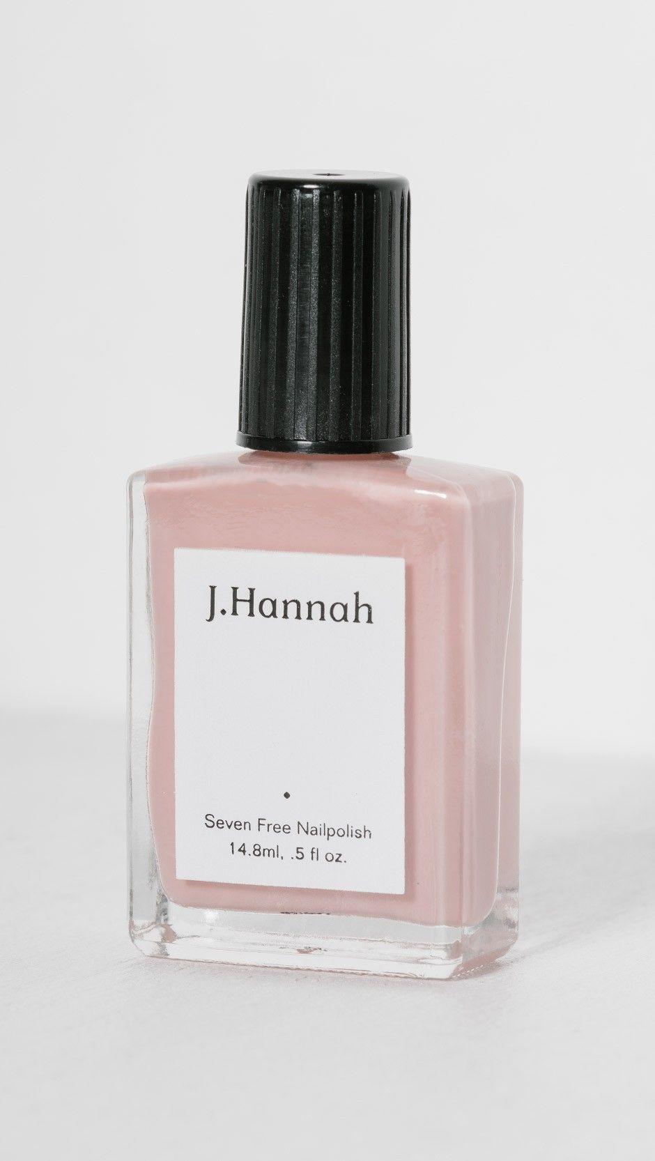 J Hannah Himalayan Salt Nail Polish in Himalayan Salt | The Dreslyn ...