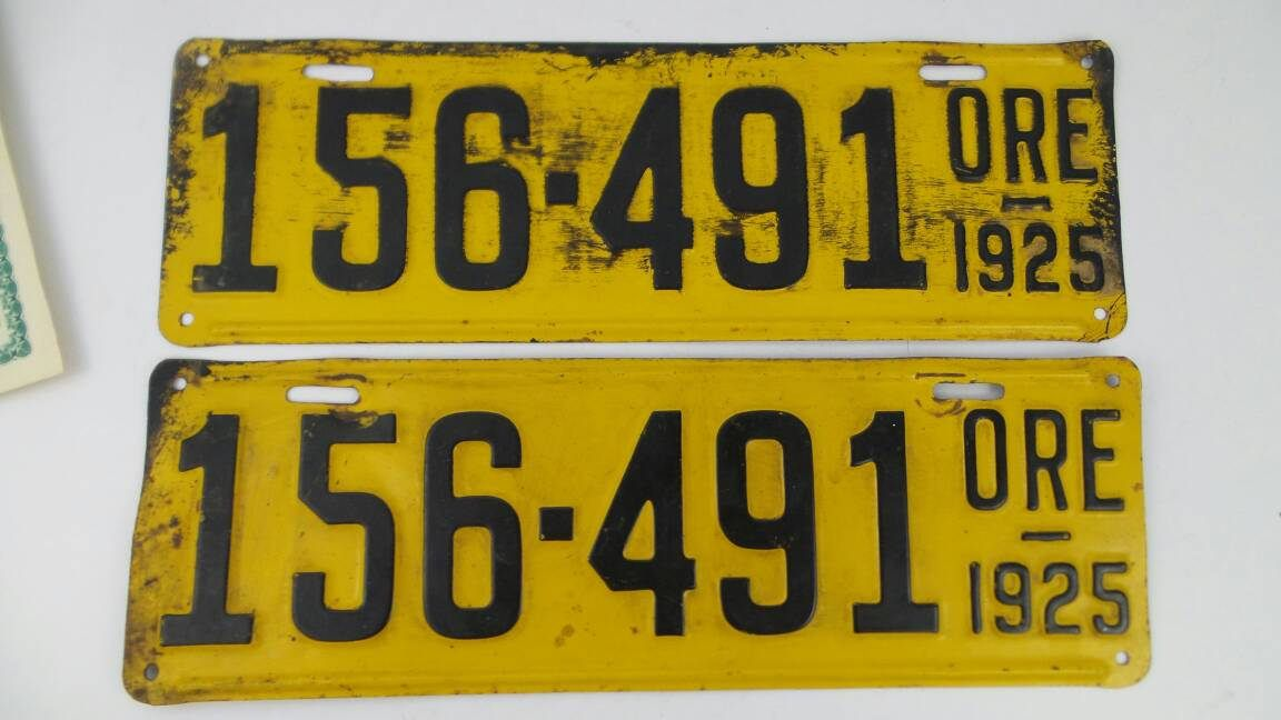 Funny License Plate Covers