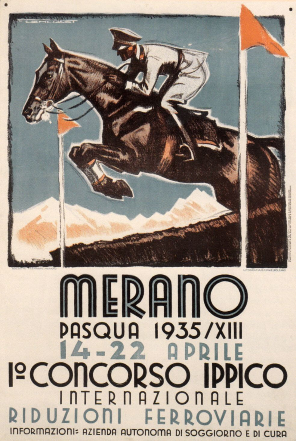 Meran Merano | Railway Posters & Retro Advertising | Pinterest | Meran