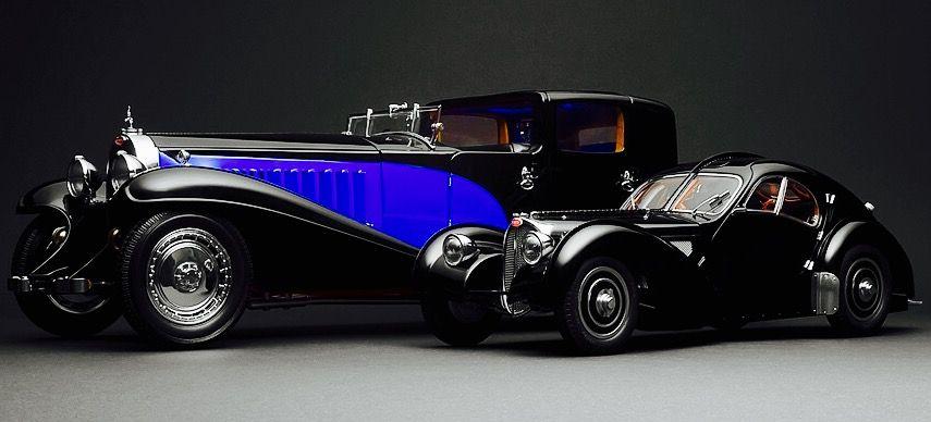 Superior Bugatti Royale, Bugatti Type 57
