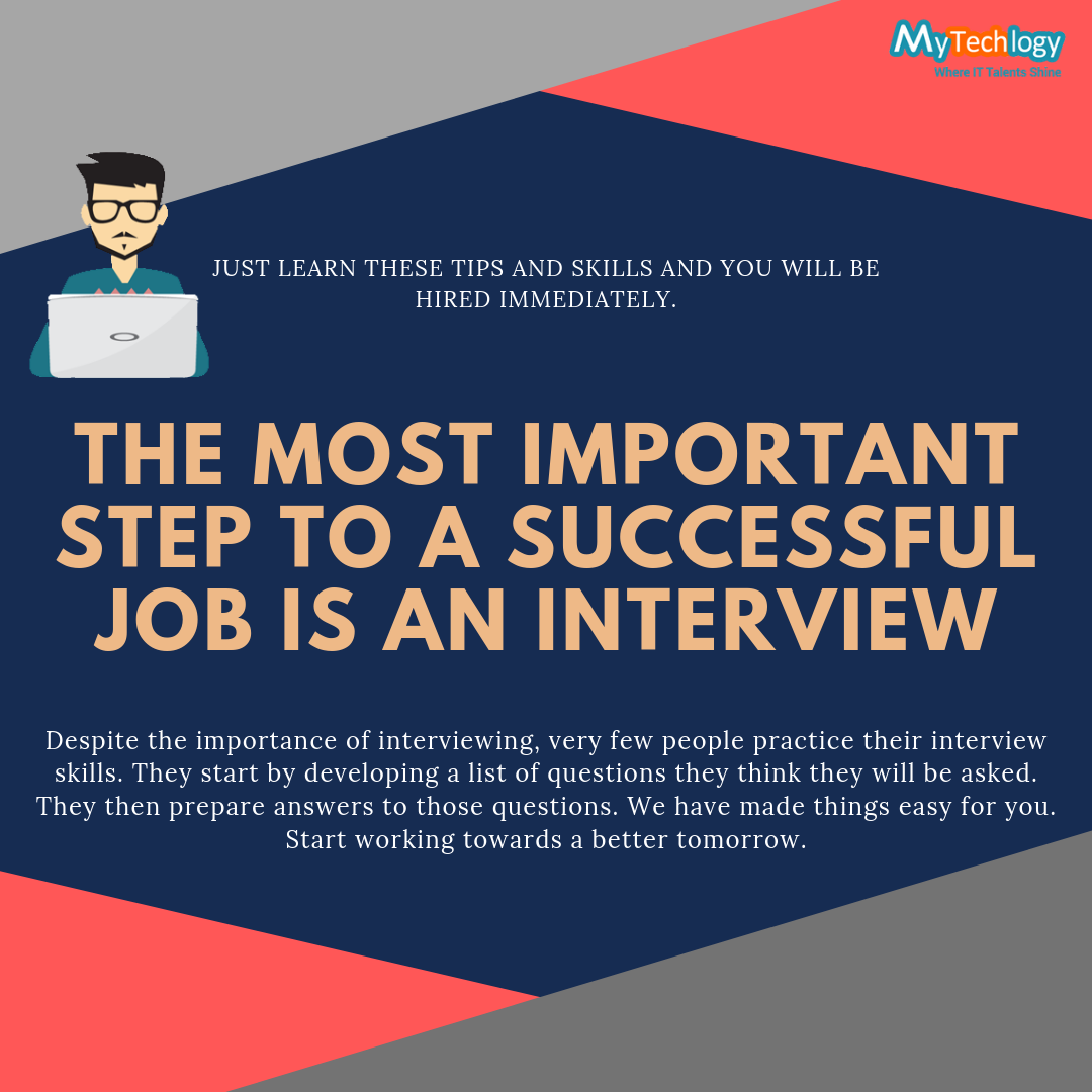 Interview Skills Are Learned And There Are No Second
