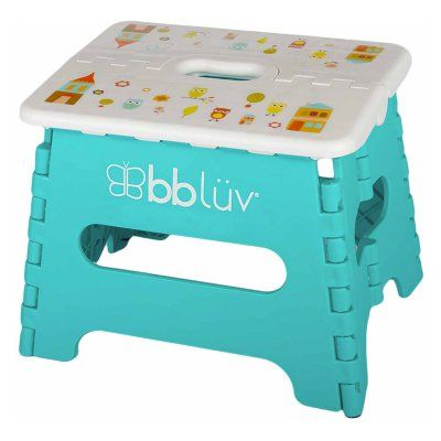 Cool Bbluv Kids Folding Step Stool B0114 B Products Stool Andrewgaddart Wooden Chair Designs For Living Room Andrewgaddartcom