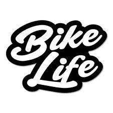 Bike Life 2 Sticker Decal Bicycle Bike Bmx Bike 7359hp Bmx