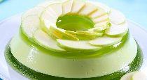 Gelatina de maçã