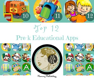 Top 12 Pre-K Educational Apps for Kindle