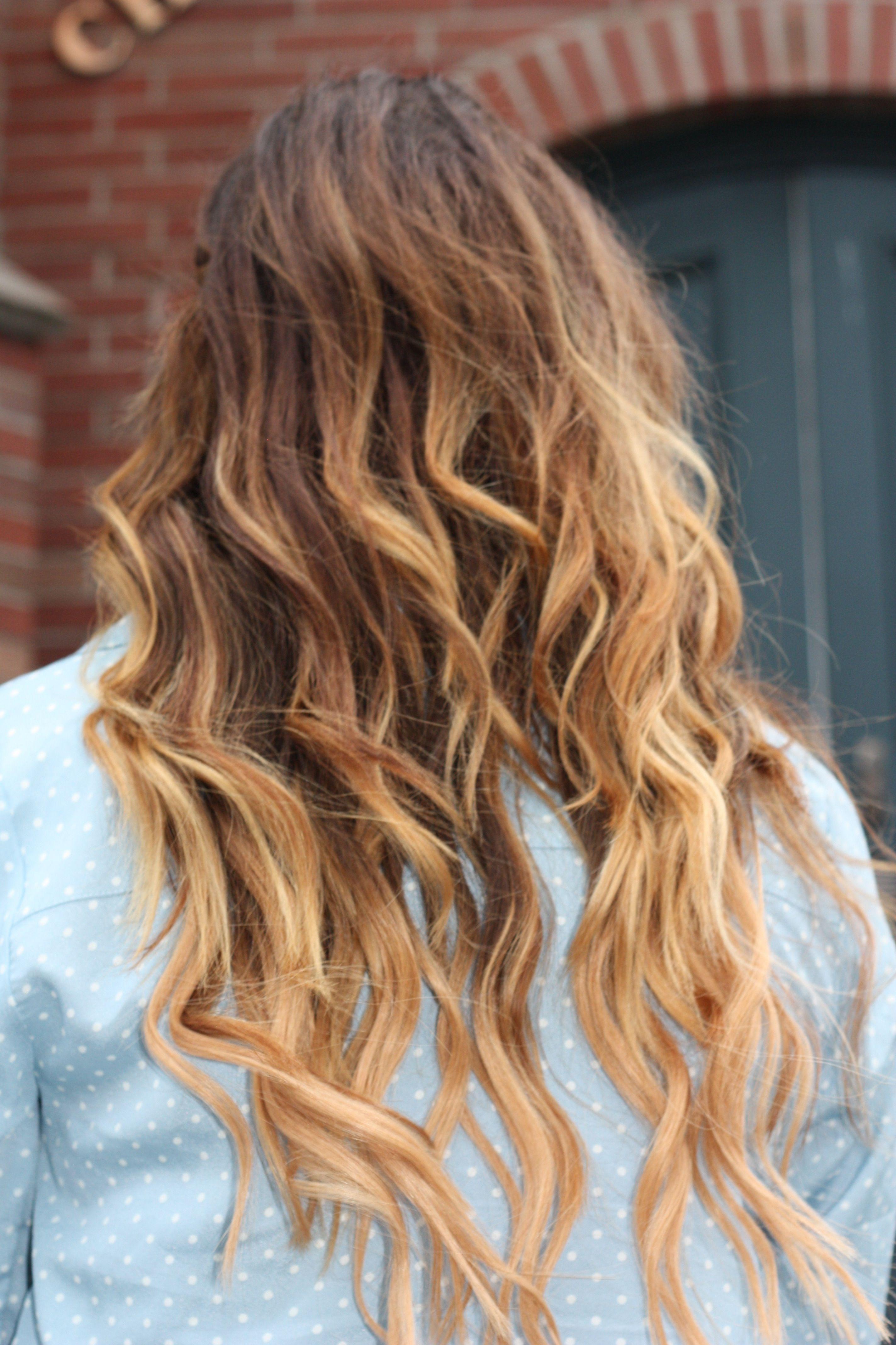 Balayage Courtesy Of Shiloh Honey Salon Bellingham Wa Hair