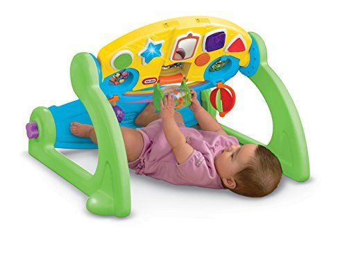 Little Tikes 5 In 1 Adjustable Gym Little Tikes Newborn Toys
