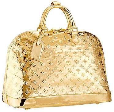 6e424ad53d24 Louis Vuitton   Gold