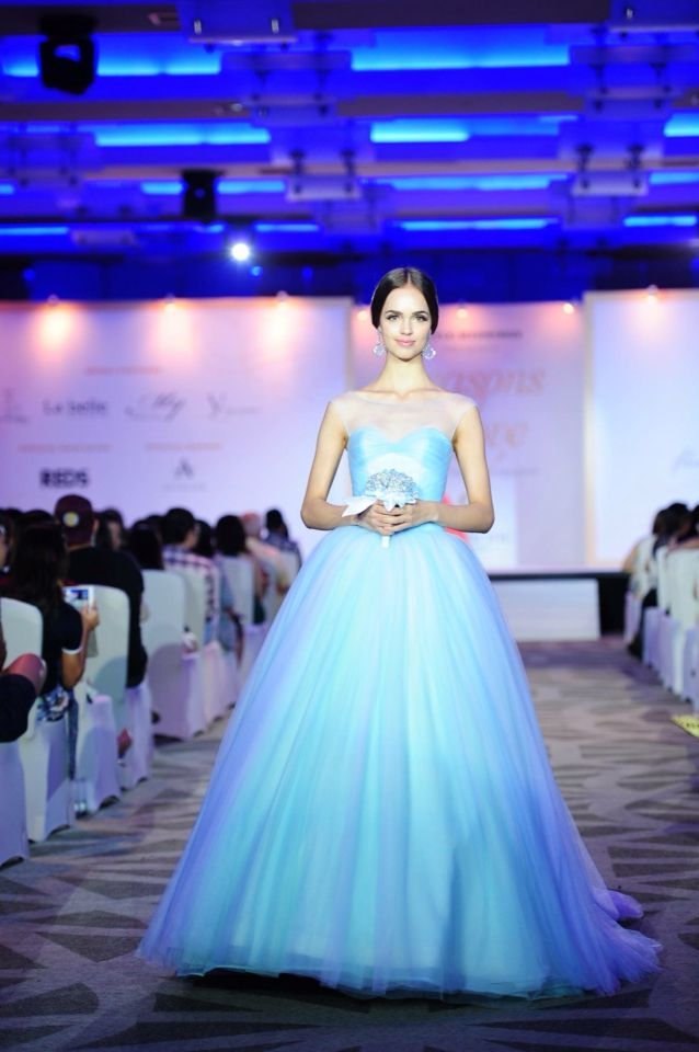 More Pictures From StyleWeddingssgs Seasons Of Love Wedding Showcase At Pan Pacific Singapore