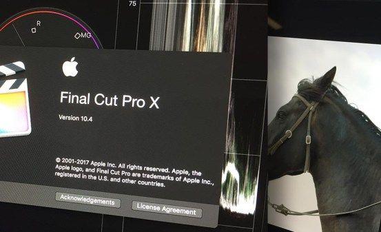 final cut pro 10.4 crack mac