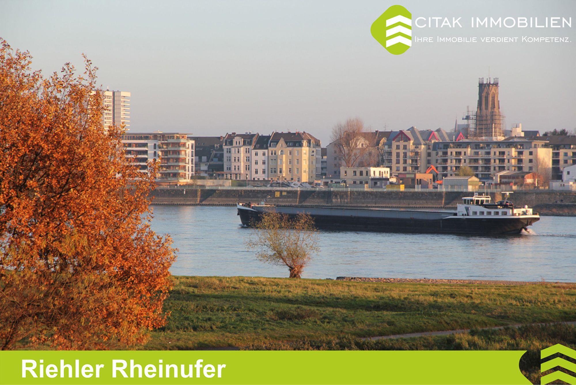 KölnRiehlRheinufer Immobilien, Immobilienmakler, Rheinufer