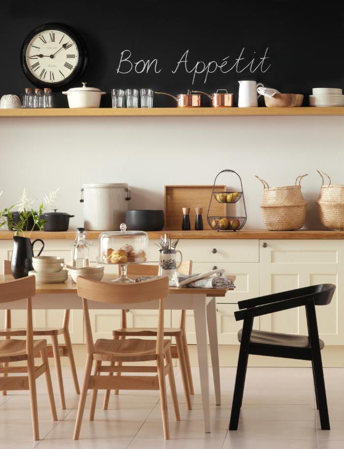 smart bistro style kitchen diner with ercol holland park. Black Bedroom Furniture Sets. Home Design Ideas
