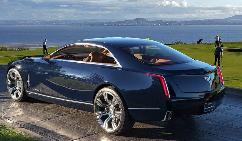 New 2017 Cadillac Elmiraj Redesign Automotrends Cadillac