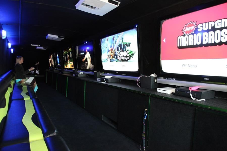 32+ Game truck party bus ideas in 2021
