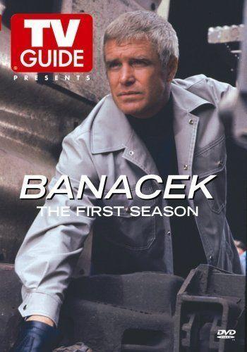 George Peppard As Banacek Banacek Is An American Detective Tv