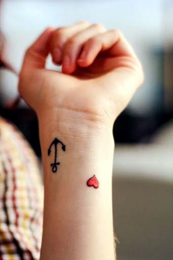 109 Small Wrist Tattoo Ideas For Men And Women 2020 In 2020 Small Wrist Tattoos Wrist Tattoos Girls Good First Tattoos