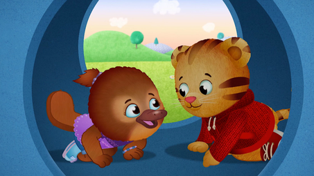 Daniel Tiger Christmas Episode 2020 Stop and Listen to Stay Safe | Daniel Tiger's Neighborhood Videos