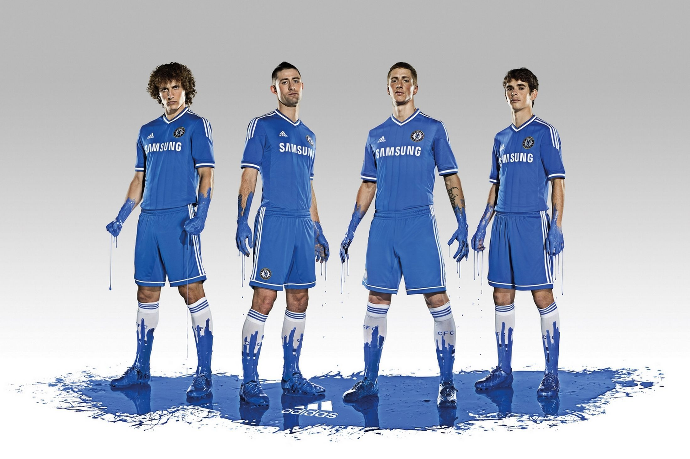 Cahill Chelsea Away Jersey