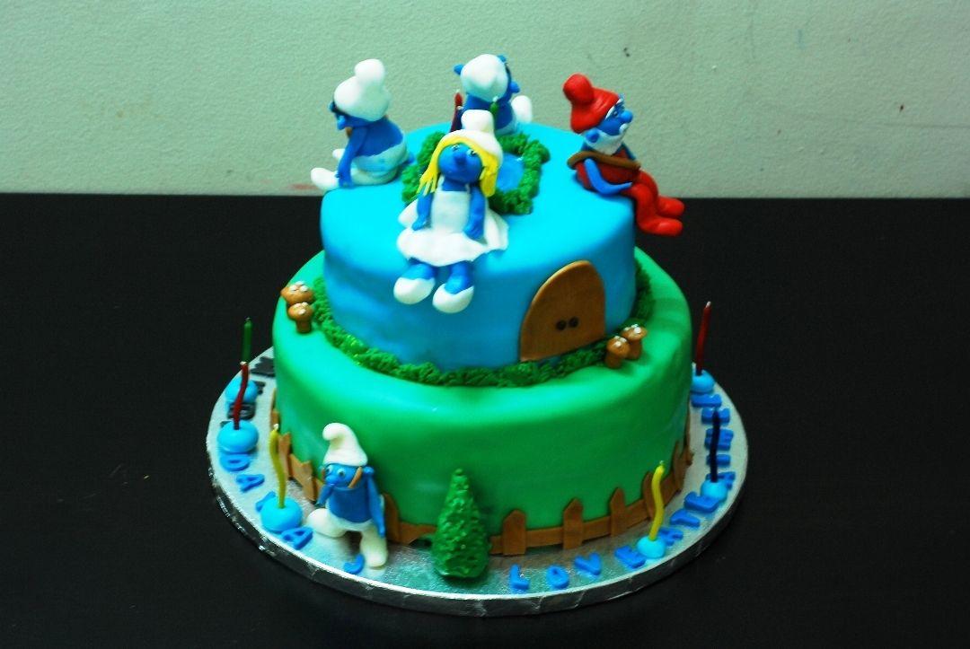 Smurf-Birthday-Cake-Pictures.jpg (1080×723)