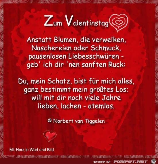 Zum Valentinstag Alles Gute Zum Geburtstag Text Lustige