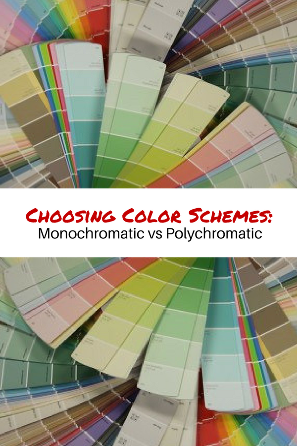 There are a lot of things to think about when choosing color schemes for  your home. One of them is whether or not you want to go with a  monochromatic ...