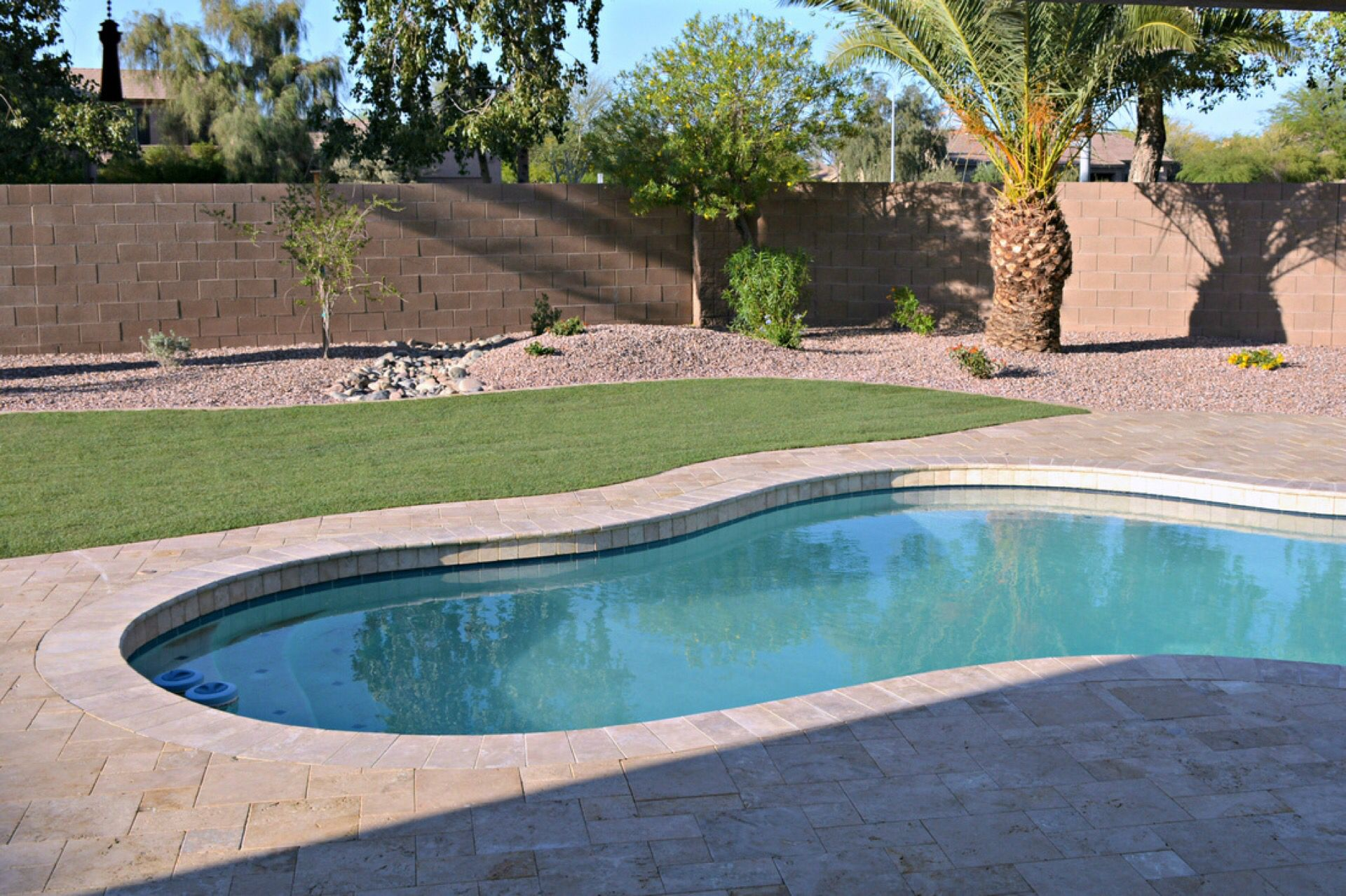 swimming pool deck and coping remodel by az nativescapes 480 228