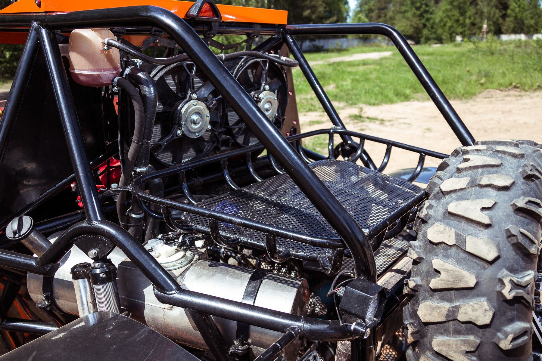 Offroad buggy FunCruiser Lite by F-MotorSport Offroad buggy ...