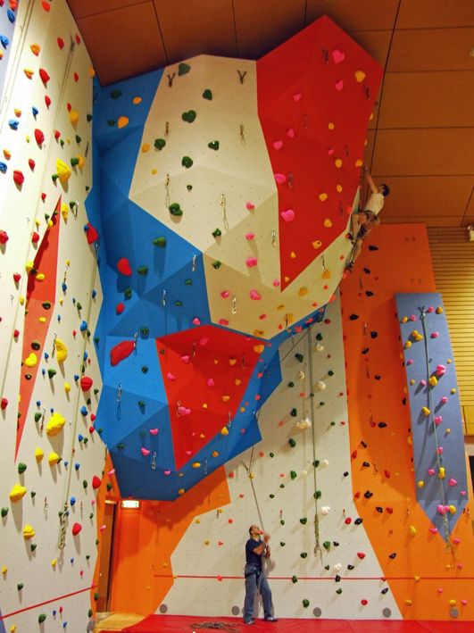 17 Best images about climbing wall on Pinterest | Geodesic dome ...