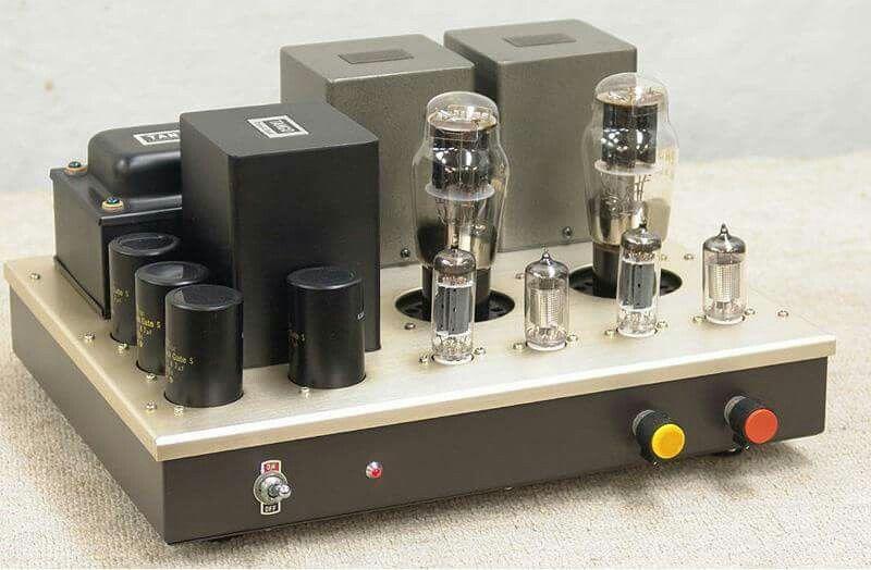 Sanei Lab Amplifier | Stereophile | Valve amplifier, Hifi audio