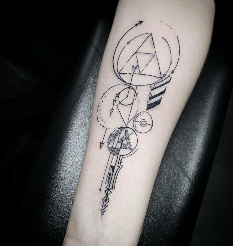Antebrazo Disenos Tatuajes Para Hombre