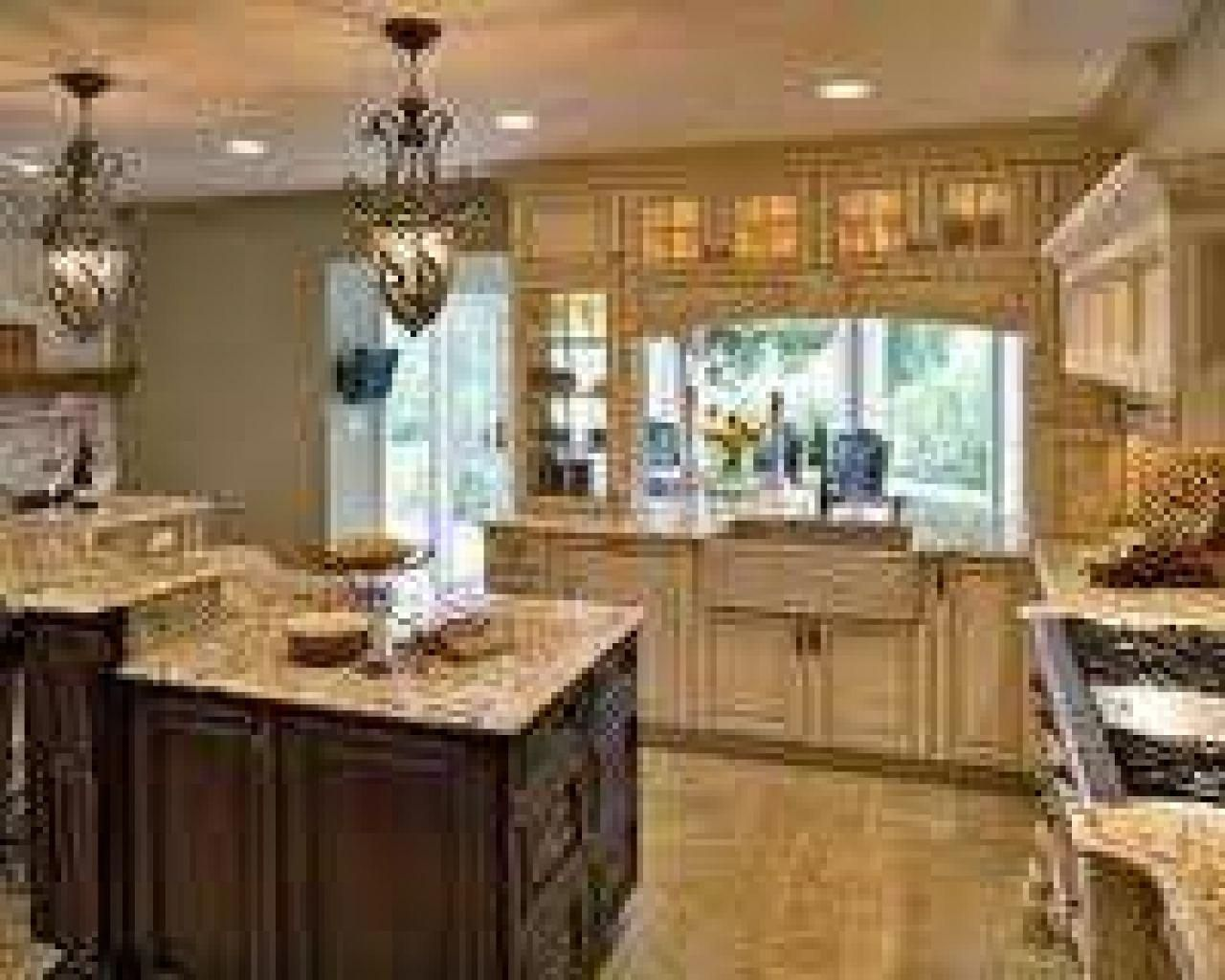 prodigious Tuscan Kitchen Cabinet Hardware Part - 2: tuscan style kitchens | Tuscan kitchen style design ideas cabinets hardware  curtains decor #Tuscankitchens