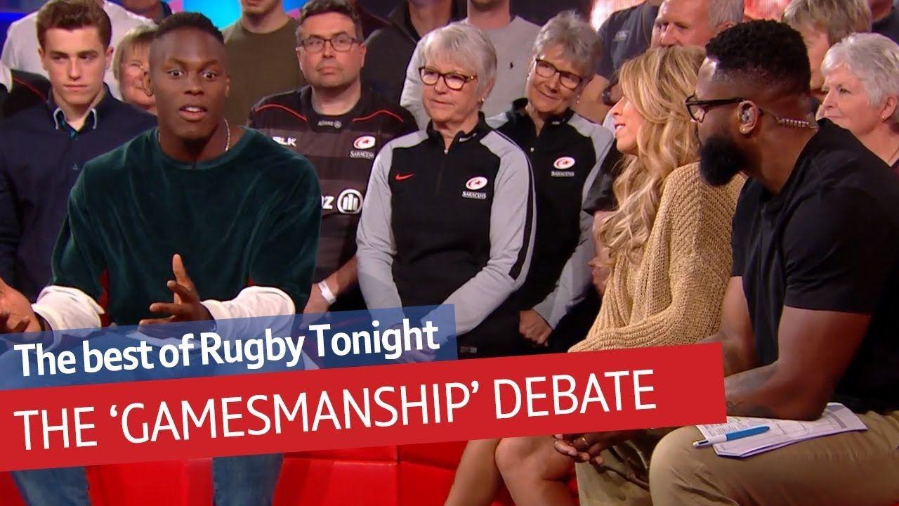 The gamesmanship debate Does it belong in rugby? Ben Kay