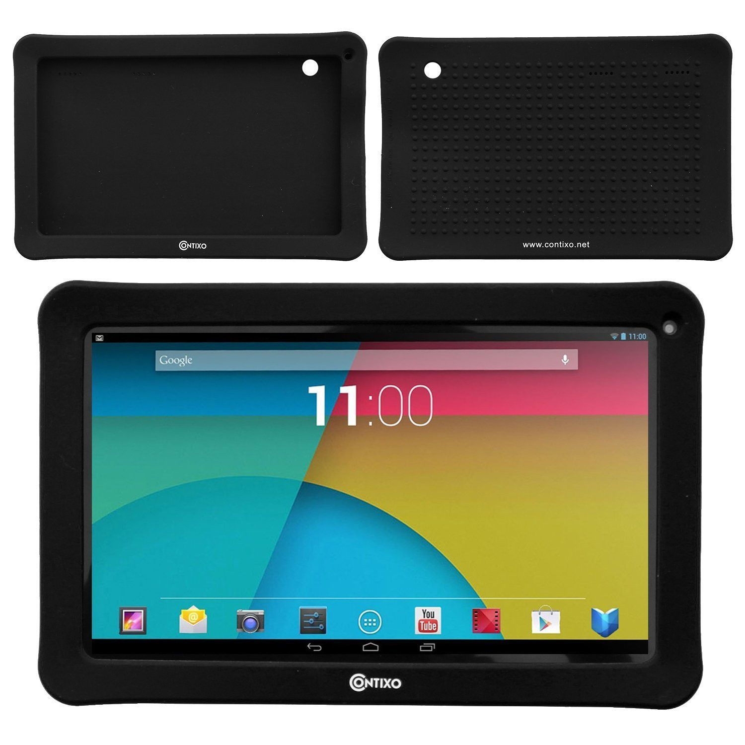 Contixo defender series silicone 101 inch android tablet