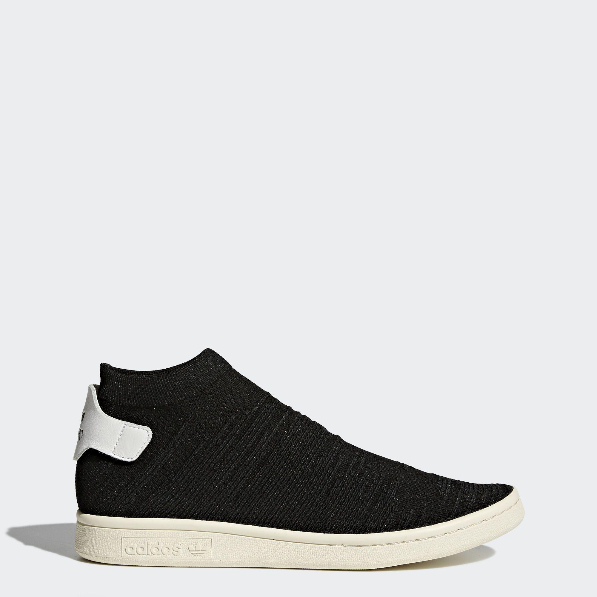 Shop for Women s Stan Smith Shock Primeknit Shoes - Black at adidas.ca! See 2d393aa8c