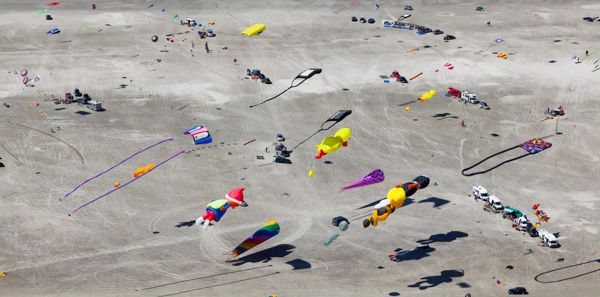 Kite Festival At Fanø Denmark Wwwluftfotodanmarkdkaerial - Incredible 360 degree aerial photography by andrew griffiths
