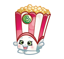 Shopkins Coloring Pages Popcorn. Poppy Corn is a common Sweet Treats Shopkin from Season Two  Favorite Hobby Shopkins Birthdays and Searching