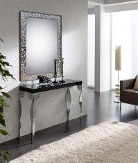 Dekorative Holzspiegel : Modell MECKLENBURG