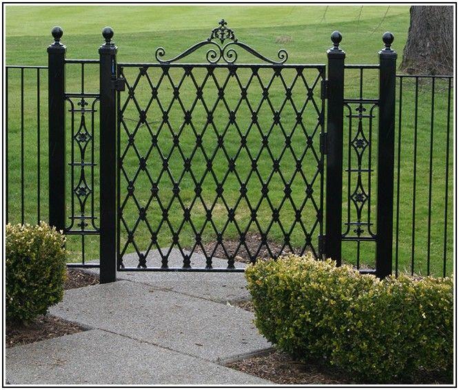 Decorative Metal Fencing Decorative Iron Fencing Iron Garden