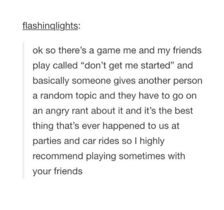 Lets Play I Will Put A Topic In The Comments Funsubstance Tumblr Funny Hilarious Humor