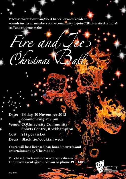 Fire And Ice Invitations Add The Fire And Ice Christmas Ball Event To Your Outlook Calendar Corporate Christmas Party Invitations Fire And Ice Ice Party