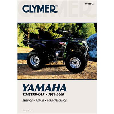 Clymer Repair Manuals M4892 Yamaha Timberwolf 250 2x4 Timberwolf 250 4x4 In 2020 Clymer Repair Manuals Yamaha
