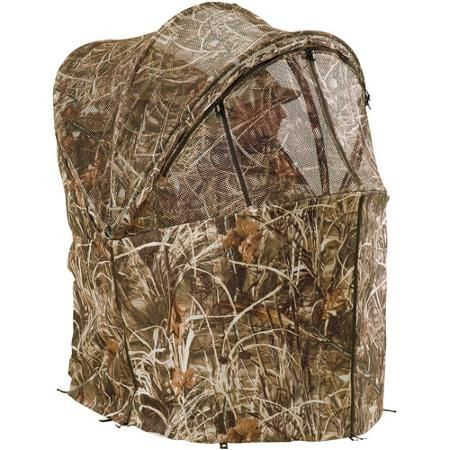 Ameristep Rapid Shooter Tent Chair Blind Walmart Com Duck Hunting Blinds Waterfowl Hunting Gear Waterfowl Hunting